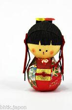 起き上がり小法師 Okiagari Koboshi - Figurine papier maché OHIME - Made in Japan