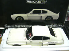 1:18 Minichamps Ford Capri RS 3100 (1974) BIANCO lmtd.edition 1000 ST weltweit