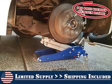 15 Ton Low Profile Aluminum Racing Floor Jack Rapid Pump Universal Joint New