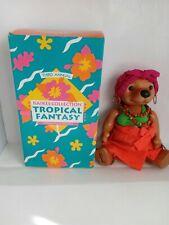 "cRobert Raikes 10"" Bear ""Savanna"" Tropical Fantasy.  Convention Edition"