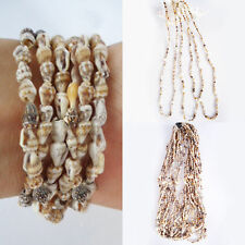 1Pc Conch Shell Bracelet Necklace Cloth Accessory Fashion Women Jewelry