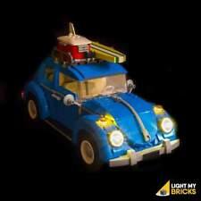 LIGHT MY BRICKS - LED Light Kit for LEGO Volkswagen Beetle 10252 set - NEW