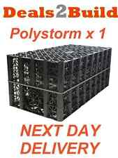 POLYPIPE Polystorm PSM1A Soakaway Crate FREE NEXT DAY DELIVERY