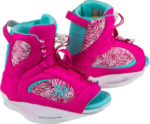 RONIX LUXE Boots 2018 pink/mint