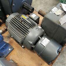 Baldor BM2333T Industrial Motor, 15HP, 1760RPM, 254T Frame, 230/460V, 38/19AMP