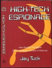Jay TUCK / High-Tech Espionage First Edition 1986