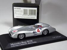 TOP: Minichamps Mercedes W196 Silberpfeil Gr. Preis Berlin 1956 in 1:43 in OVP