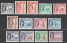 Somaliland Protectorate 1953-58 Queen Elizabeth II Set Mint SG137-148 cat £120