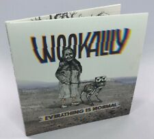 Wookalily - Everything Is Normal CD - Used Condition