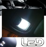 Citroen C3  2 Ampoules LED Blanc éclairage intérieur plafonnier Habitacle Coffre