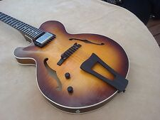 Lefty, Left Handed, Left Hand Acoustic Electric Archtop Guitar by Chris Walsh