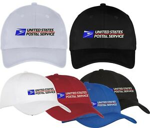 USPS Postal Post Office Golf Hats - Baseball Caps - Embroidered
