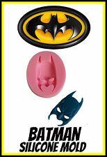 BATMAN SILICONE MOULD. PERFECT FOR FONDANT SUGAR CRAFT.CHOCOLATE. ECT