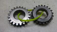 69 Honda CL350 K1 Scrambler CL 350 HM534B. Engine primary drive gears