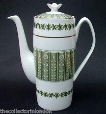 Vintage 1960 SPODE Provence y7843 motif 2 Pinte Pot De Café & couvercle 23cmH en très bon état