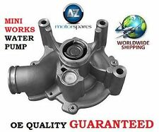 FOR MINI ONE JOHN COOPER S WORKS 1.6 2002-> NEW WATER PUMP KIT WITH HOUSING