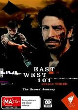 East West 101 : Season 3 (DVD, 2011, 3-Disc Set) - Region 4