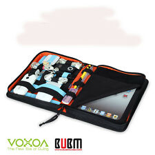 BUBM ACCESORIES STORAGE CARRY BAG CASE FOR iPad 2 iPad 3 iPad 4 iPad 5 iPad Air