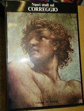 Toscano, NUOVI STUDI SUL CORREGGIO, Libreria aurea arte pittura