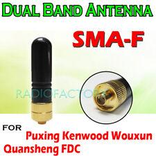 Dual band  Antenna SMA-F for TGUV2 KG-UVD1P Wouxun