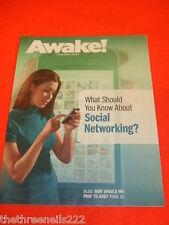 AWAKE! - SOCIAL NETWORKING - FEB 2012