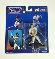 1998 MLB Starting Lineup Alex Rodriguez Seattle Mariners Action Figure