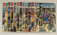 PHANTOM 1-13 (DC Comics, 1989) Complete Vol. 4 - Lee Falk - High Grade!!