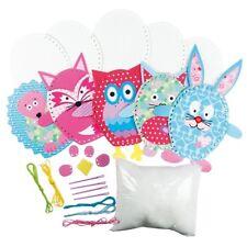 Kids Sewing Kit Craft Children Felt Friends Art Make Decorate New Creative Gift