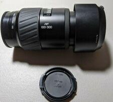 Excellent Minolta AF  ZOOM 100-300mm f/4.5-5.6 Lens Mount-A