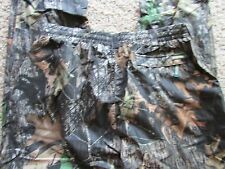 NEW REMINGTON STALKER HIDE WATERPROOF CAMO HUNTING PANTS MENS XXXL 3X MOSSY OAK