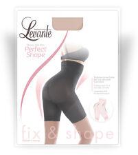 Guaina contenitiva Shorts Vita alta Levante A. Shape T.4/xl Col.naturel