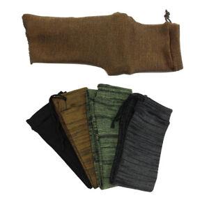"14"" Pistol Sock Handgun Storage Gun Sleeve Non-Slip Cover Hunting Shooting Socks"