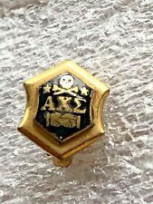 Nice Alpha Chi Sigma Fraternity Pin