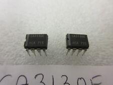 3 x  CA3130E INTEGRATED CIRCUIT DIP-8 CA3130E   £1.99 Per Chip!