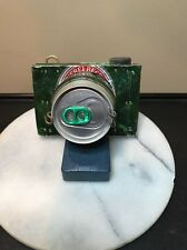 Becks Beer Can Pop Up Camera Made From Becks Beer Cans