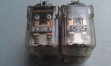 5Ll94 Potter & Brumfield Relays: (4) Krp11A 24Vac, Good Condition