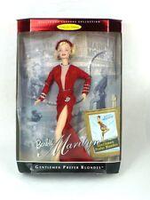 NRFB MARILYN MONROE BARBIE Gentlemen Prefer Blondes Collector Edition 1998