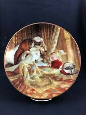 Little Red Riding Hood Knowles Fairy Tales/Scott Gustafson Collectors Plate