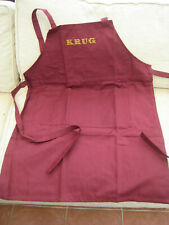 Krug Champagne Sommeliers Apron Tablier Brand New In Poly Bag