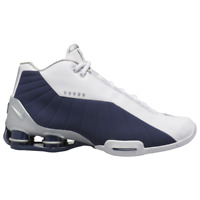 Nike Shox BB4 White/Navy Blue Mens Basketball Vince Carter Retro 2020 NEW