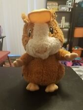 "Wonder Pets 9"" LINNY DOLL w/ CAPE Guinea Pig/hamster plush  stuffed animal toy"