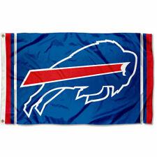 Buffalo Bills Large Outdoor NFL 3 x 5 Banner Flag