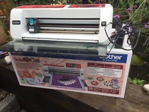Brother scan N cut CM700 Machine, Includes Blade And Power Lead