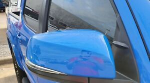 Exterior side mirror (For Toyota Tacoma 2016-2018)(Blue)(Passenger) NEW!