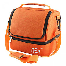Large Lunch Box Bag Cooler Insulated Capacity Waterproof Travel Cooler Tote