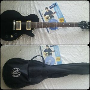 GIBSON/Baldwin Epoch Les Paul Electric Guitar With Bag & Learning Book/CD**EUC
