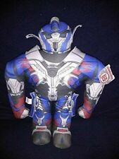 Age of Extinction Optimus Prime 17 Inch Plush Wrestling Buddy by Transformers