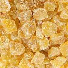 Cristalizada Jengibre 1kg 500g a granel confitada cristalizado cristalizado Crystalised