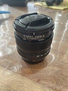Fujifilm 14mm 2.8