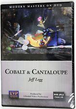 Jeff Legg: Cobalt & Cantaloupe - Art Instruction DVD
